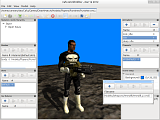 The CaWE Model Editor